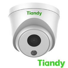 Camera IP 2MP Exterior, IR 30m, POE, lentila 2,8 - Tiandy TC-NCL222N