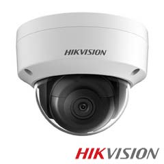 Camera IP 2MP, Exterior, IR 30m, POE, Slot Card - HikVision DS-2CD2125FWD-IS