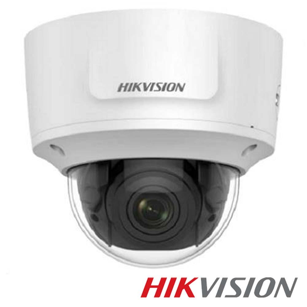 Camera IP 2MP Exterior, IR 30m, Zoom 4x, POE, Slot Card - HikVision DS-2CD2725FWD-IZS