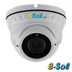 Camera IP 2MP, Exterior, IR 30m, Zoom 5x - e-Sol ESZ5D/30A