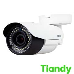 Camera IP 2MP, Exterior, IR 50m, POE, Card, varifocala - Tiandy TC-NC23V