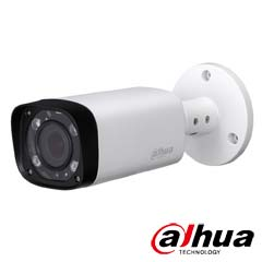 Camera IP 2MP Exterior, IR 60m, POE, Slot Card, Zoom 4x - Dahua IPC-B2A20-Z