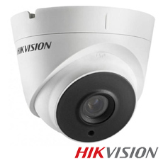Camera IP 2MP Exterior, IR 30m, POE, lentila 2.8 - HikVision DS-2CD1323G0-I