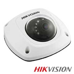 Camera IP 2MP Exterior, POE, Slot Card - HikVision DS-2CD2520
