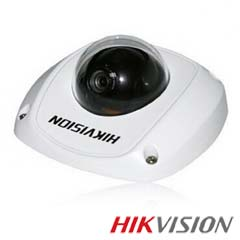 Camera IP 2MP Exterior, POE, Slot Card, lentila 4 - HikVision DS-2CD2520F