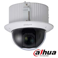 Camera IP 2MP, Exterior, POE, Slot Card, zoom 25x - Dahua SD52C225U-HNI