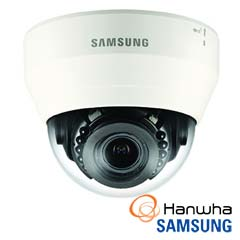 Camera IP 2MP Interior, IR 15m, Slot Card, Microfon, Varficoala - Samsung SND-L6083R