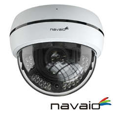 Camera IP 2MP Interior, IR 30m, POE, Slot Card, lentila 3.6 - Navaio NGC-7223FM