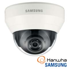 Camera IP 2MP, Interior, IR 15m, POE, Slot Card, MIcrofon, lentila 3.6- Samsung SND-L6013R