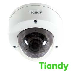 Camera IP 2MP, Exterior, IR 30m, POE, Card, varifocala - Tiandy TC-NC24V