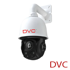 Camera IP 3MP Exterior, IR 100m, Slot Card, Zoom 20x - DVC DCN-PV330R