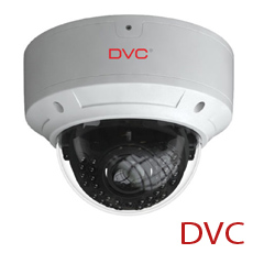Camera IP 3MP Exterior, IR 30m, POE, Slot Card, Zoom 4x - DVC DCN-VV743A