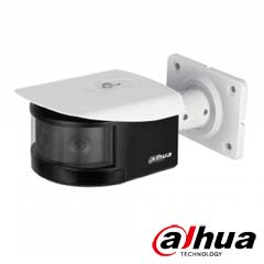 Camera IP 3x2MP Exterior, Panoramica, IR 30m, POE, Card, lentila 3.6 - Dahua IPC-PFW8601-A180