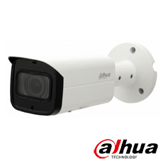 Camera IP 4MP Exterior, IR 60m, POE, Slot Card, Zoom 5x - Dahua IPC-HFW2431T-ZS