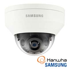 Camera IP 4MP Exterior, IR 20m, POE, Card, lentila 2.8 - Samsung QNV-7010R