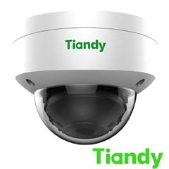 Camera IP 4MP Exterior, IR 20m, POE, Card, lentila 2.8 - Tiandy TC-NC452
