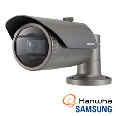 Camera IP 4MP Exterior, Zoom 4x, IR 30m, POE, Slot Card - Samsung QNO-7080R