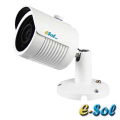 Camera IP 4MP Exterior, IR 30m, POE, Slot Card, lentila 2.8 - e-Sol ES400/30