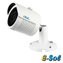 Camera IP 4MP Exterior, IR 30m, POE, lentila 3.6 - e-Sol ES400/30-P