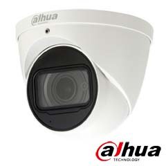 Camera IP 4MP Exterior, IR 50m, POE, Card, Zoom 5x, Microfon - Dahua IPC-HDW5431R-ZE