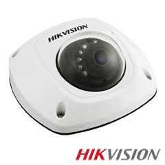 Camera IP 4MP Exterior, IR 10m, POE, Slot Card, lentila 2.8 - HikVision DS-2CD2542FWD-IS