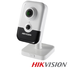 Camera IP 4MP Interior, IR 10m, POE, Slot Card, WiFi, lentila 2.8 - HikVision DS-2CD2443G0-IW