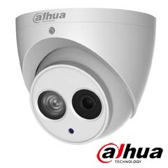 Camera IP 8MP Exterior, IR 50m, POE, Slot Card, Microfon, lentila 2.8 - Dahua IPC-HDW4831EM-ASE