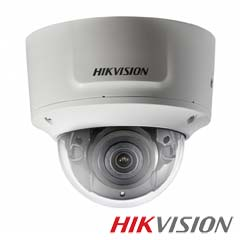 Camera IP 8MP, Exterior, IR 30m, POE, Zoom 4x - HikVision DS-2CD2785FWD-IZS