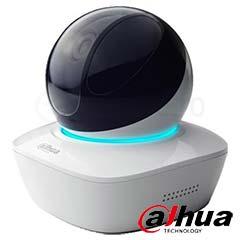 Camera IP Rotativa, Wi-Fi, Microfon, Difuzor si Slot Card, IR 10m - Dahua IPC-A15