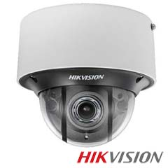 Camera IP Dome 3MP, Zoom 4x, POE, IR 30m, Slot Card- HikVision DS-2CD4D36FWD-IZS