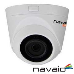Camera IP 4MP Exterior, IR 20m, POE, Slot Card, lentila 2.8 - Navaio NVL-40DF
