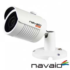 Camera IP 4mp Exterior, IR 30m, POE, Slot Card, lentila 2.8 - Navaio NVL-40BF
