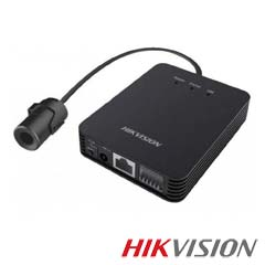 Camera IP 1.3MP, Pinhole, Interior, IR 50m, POE, Slot Card - HikVision DS-2CD6424FWD-30