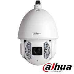 Camera IP 5MP, Exterior, Zoom 30x, IR 200m, POE, Slot Card - Dahua SD6AE530U-HNI