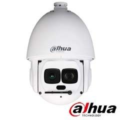 Camera IP 2MP Exterior, Zoom 40x, IR 500m, Slot Card, POE - Dahua SD6AL240-HNI