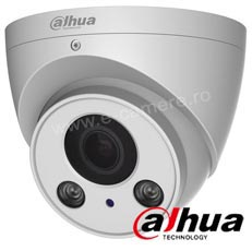 Camera IP 3Mp, Exterior, Zoom 4x, IR 60m, POE, Card - Dahua IPC-HDW2320R-Z