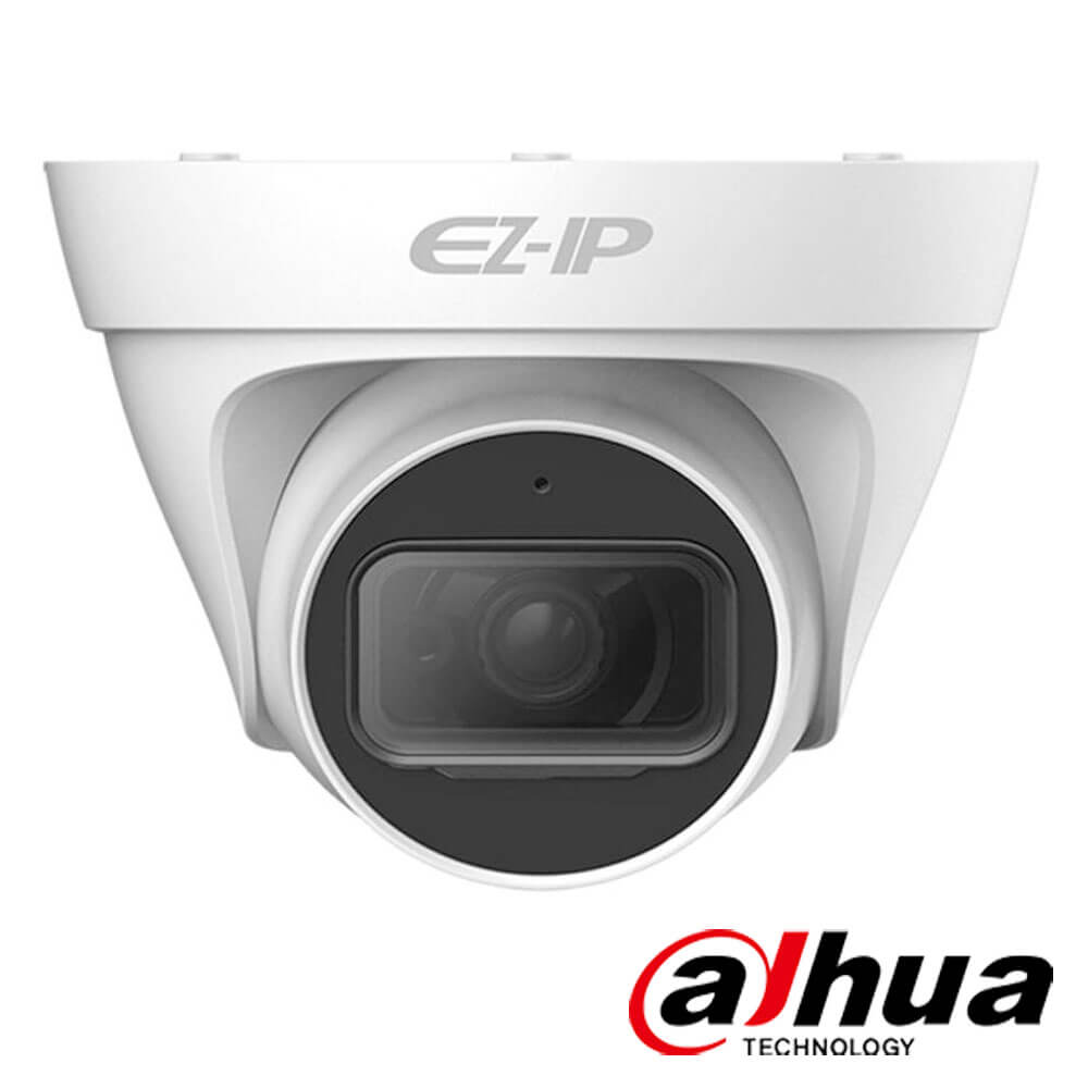 Camera IP 2MP Exterior, IR 30m, POE, lentila 2.8 - Dahua
