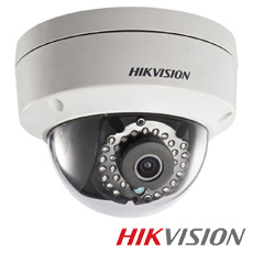 Camera IP 2MP Exterior, IR 30m, POE, Slot Card, Wifi, lentila 2.8 - HikVision DS-2CD2120F-IWS