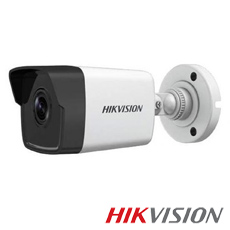 Camera IP 2MP Exterior, IR 30m, POE, lentila 2.8 - HikVision DS-2CD1023G0-I