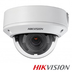 Camera IP 2MP Exterior, IR 30m, POE, Slot Card, Varifocala - HikVision DS-2CD1723G0-I
