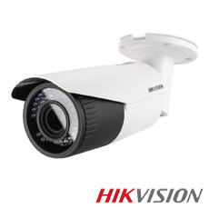 Camera IP 4MP Exterior, IR 30m, POE, Slot Card, Zoom 4x - HikVision DS-2CD1641FWD-IZ