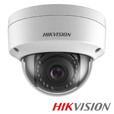 Camera IP 4MP Exterior, IR 30m, POE, lentila 2.8 - HikVision DS-2CD1141-I