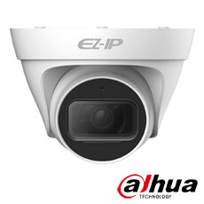 Camera IP 4MP Exterior, IR 30m, POE, lentila 2.8 - Dahua IPC-T1B40