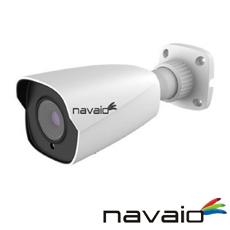 Camera IP 5MP Exterior, IR 50m, POE, Slot Card, Microfon, Zoom 4x - Navaio NGC-7357VAZ