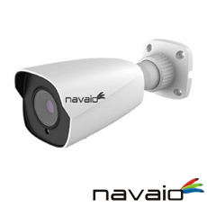 Camera IP 5MP Exterior, IR 50m, POE, Slot Card, Microfon, lentila 2.8 - Navaio NGC-7352F