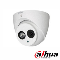 Camera IP 6MP Exterior, IR 50m, POE, Slot Card, lentila 2.8 - Dahua IPC-HDW4631EM-ASE