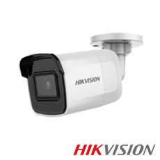 Camera IP 6MP Exterior, IR 30m, POE, Slot Card, lentila 2.8 - HikVision DS-2CD2065FWD-I
