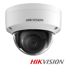 Camera IP 6MP Exterior, IR 30m, POE, Slot Card, lentila 2.8 - HikVision DS-2CD2165FWD-I