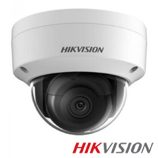Camera IP 8MP Exterior, IR 30m, POE, Slot Card, lentila 2.8 - HikVision DS-2CD2185FWD-IS