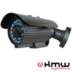 Camera supraveghere video HD exterior<br /><strong>KMW KM-7010XVI</strong>